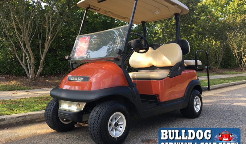 2006 Club Car Precedent Gas Bulldog Car Wash